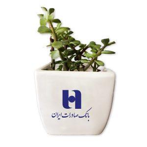 گلدان تبلیغاتی