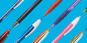 خودکار پلاستیکی تبلیغاتی